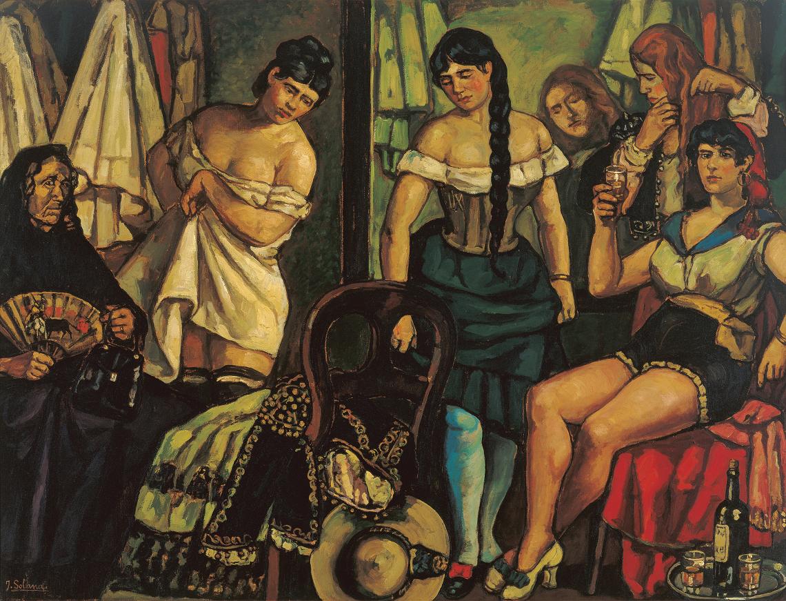 Las chicas de Claudia 1929.PNG
