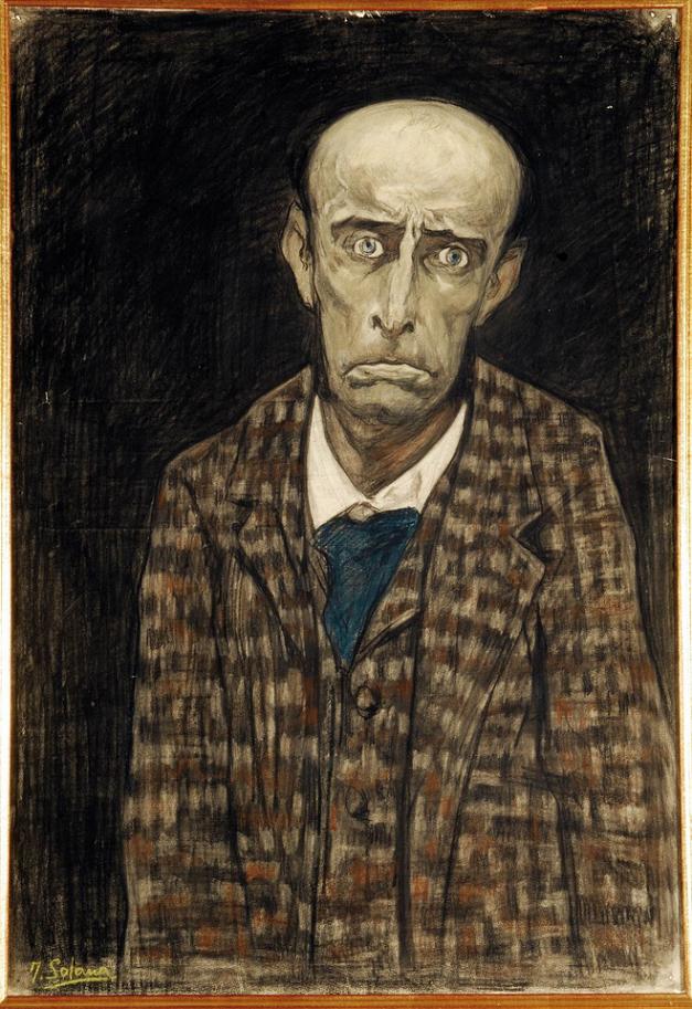 Retrato de mi tio Florencio Cornejo El mudo 1914.PNG
