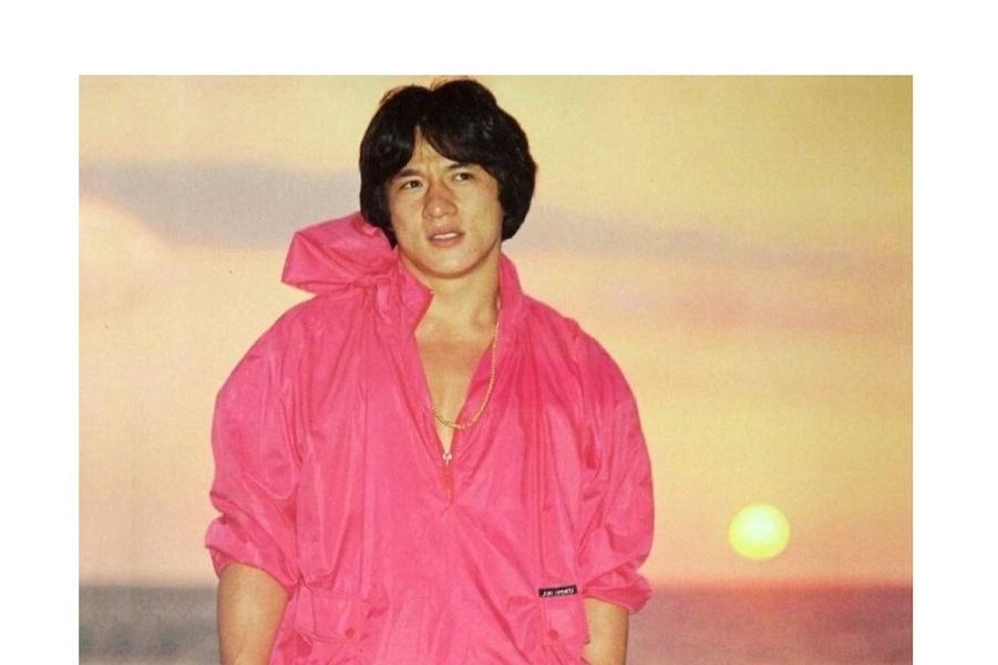 Каким был молодой Джеки Чан?