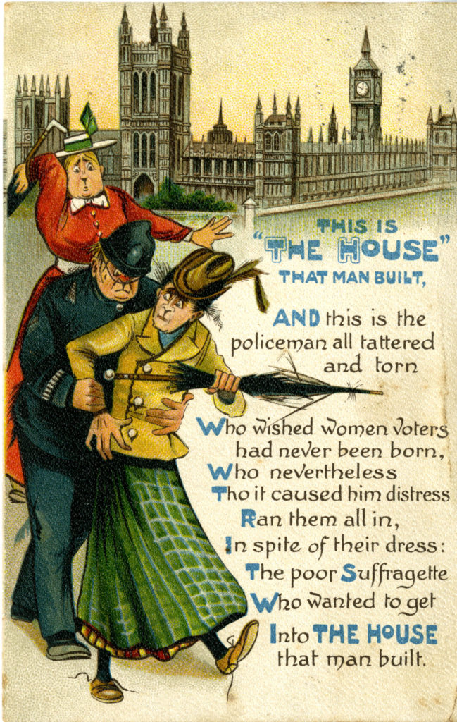 Кукла-суфражистка женщин, против, женщины, права, Англии, право, только, время, мужчины, Почему, Конечно, прошел, после, избирательного, заключения, общая, закрытие, Парламенте, принудительное, языка