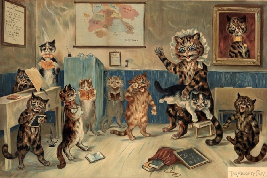 1898_LouisWain_TheNaughtyPuss_IllustrationChronicles_1500-1-768x507.jpg