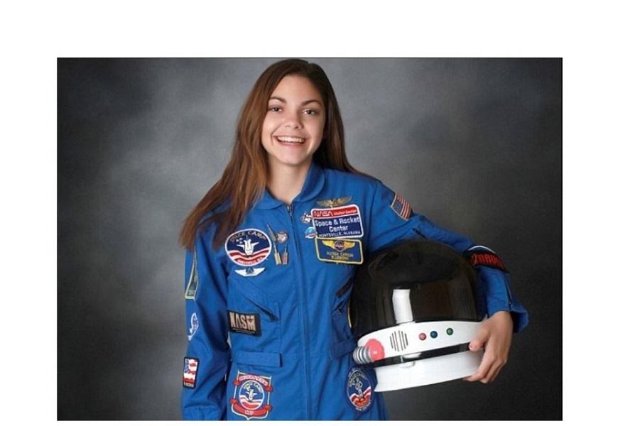 НАСА готовит первую марсианку, а ей всего 17