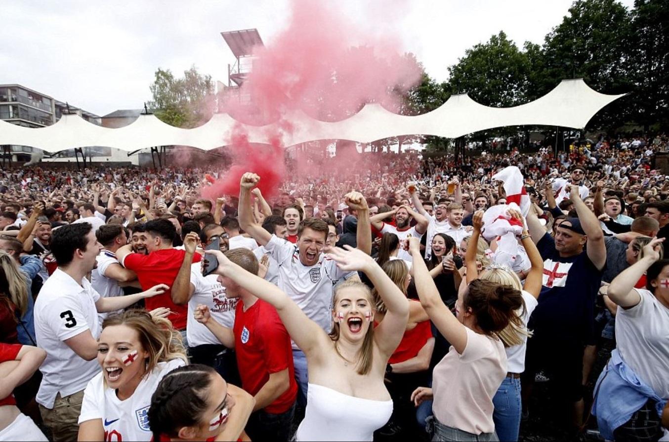 Англия 1-2 Хорватия: Три льва вышли из чемпионата мира в душераздирающем полуфинале