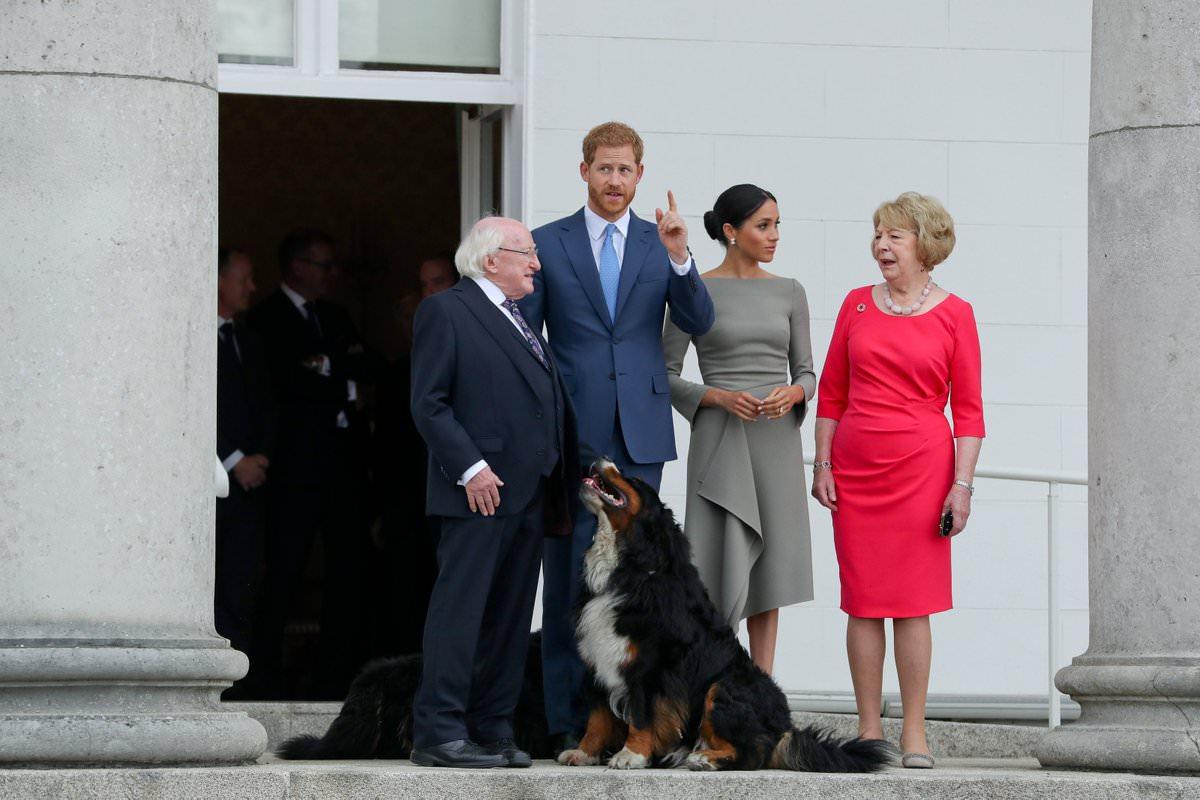 Ирландцы считают, что их президент  лучший в мире. Какая еще страна может этим похвастаться?