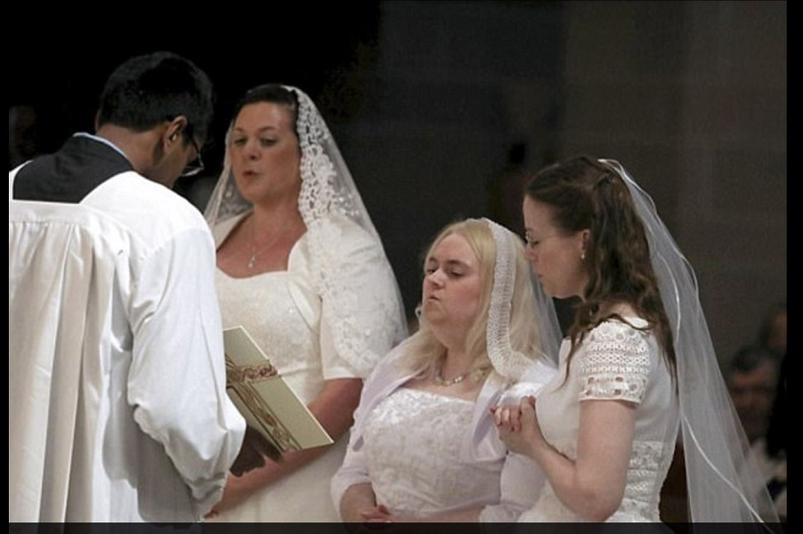 Невеста Христова не обязана быть девственницей