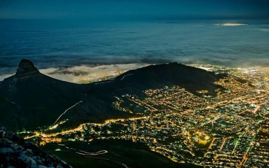 Кейптаун, ЮАР, 2010
