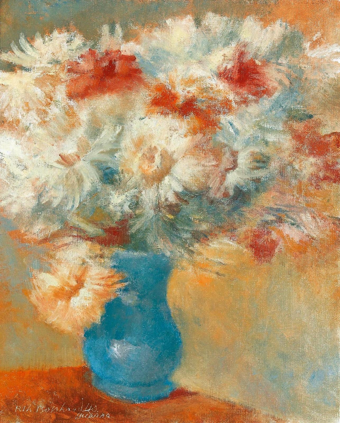 1940_Хризантемы (Chrysanthemes)_46 х 38_х.,м._Частное собрание.jpg
