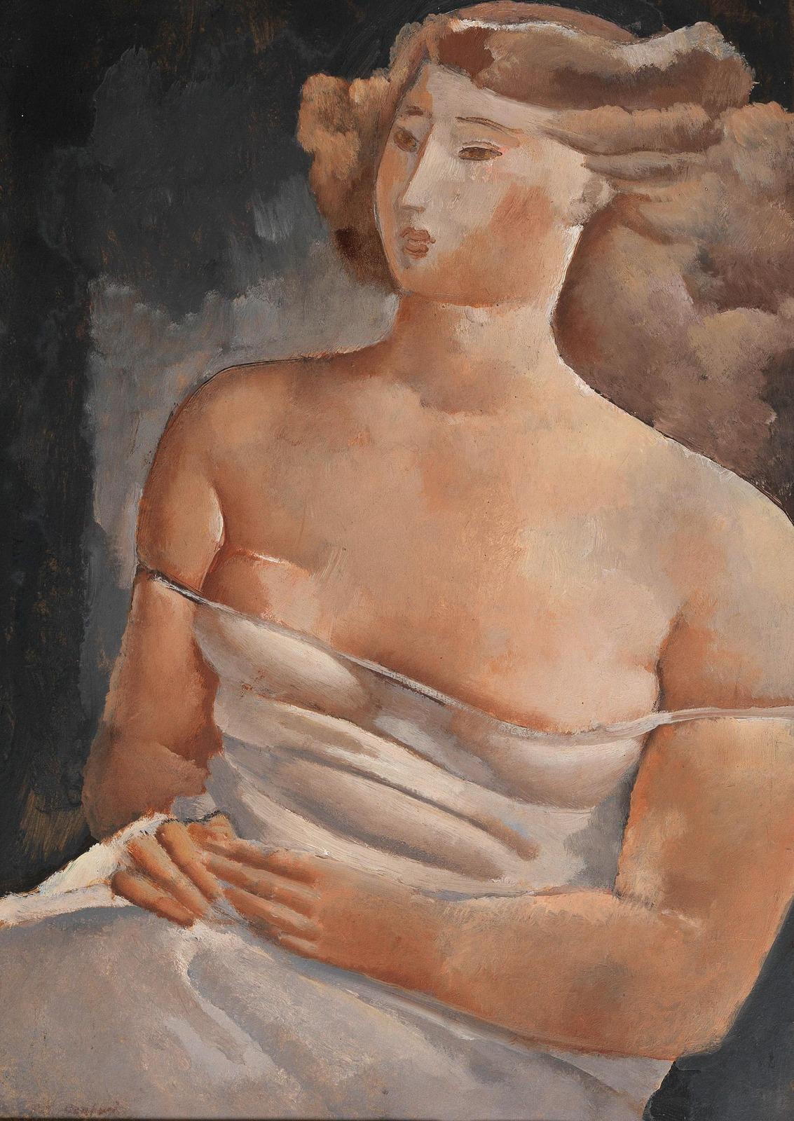 Женский портрет (Portrait of a woman)_47 х 33.5_д.,м._Частное собрание.jpg