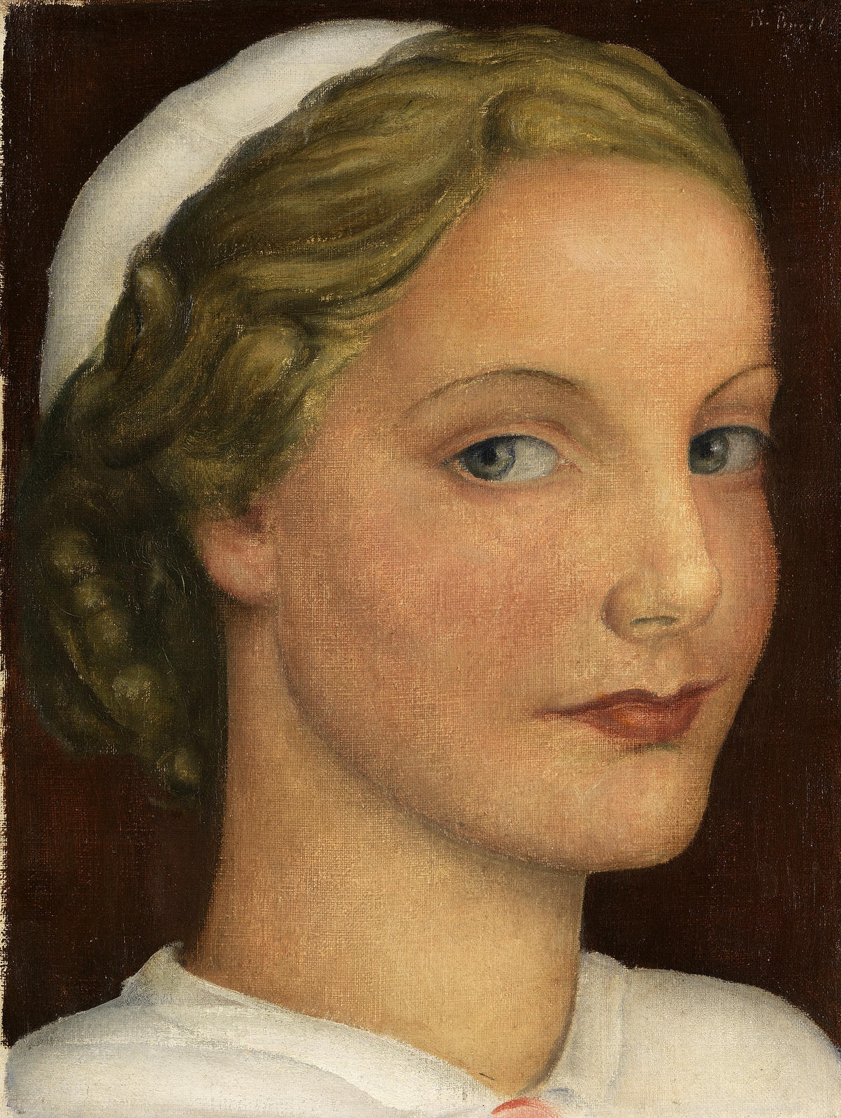 Bruno Breil_Портрет молодой женщины (Portrait of a young woman)_32 x 24,3_х.,м._Частное собрание.jpg