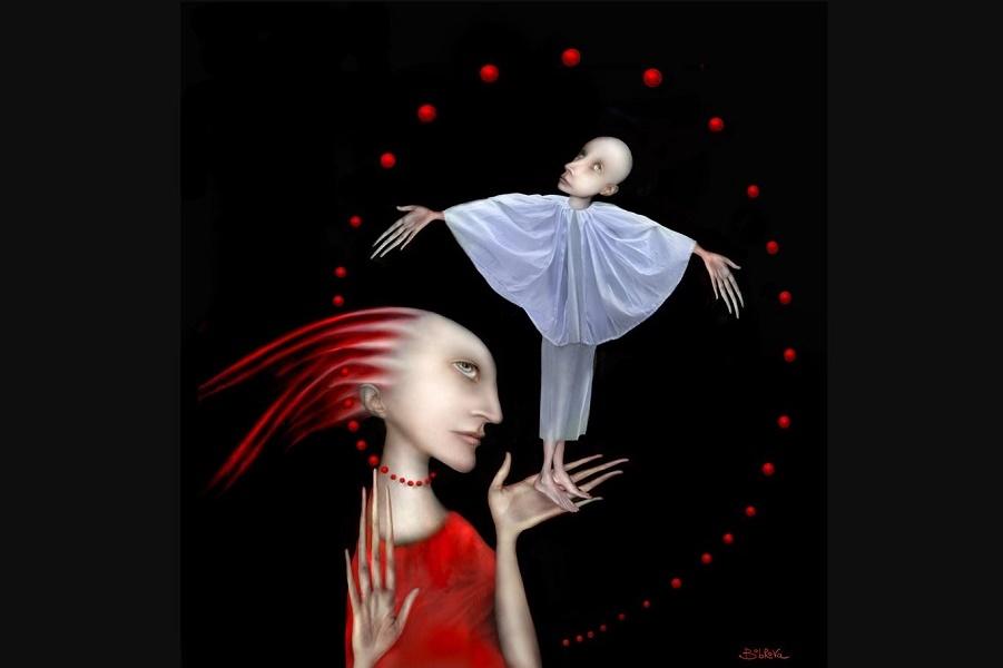 Весь мир чудесен: фантастические образы Светланы Бобровой