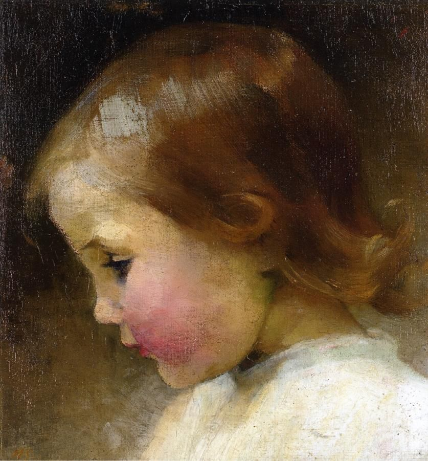 «Profile-of-a-Girl»-1887.jpg