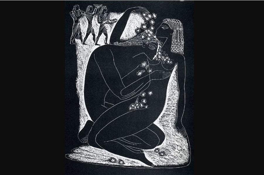 Юность - страница советского искусства. С. А. Красаускас