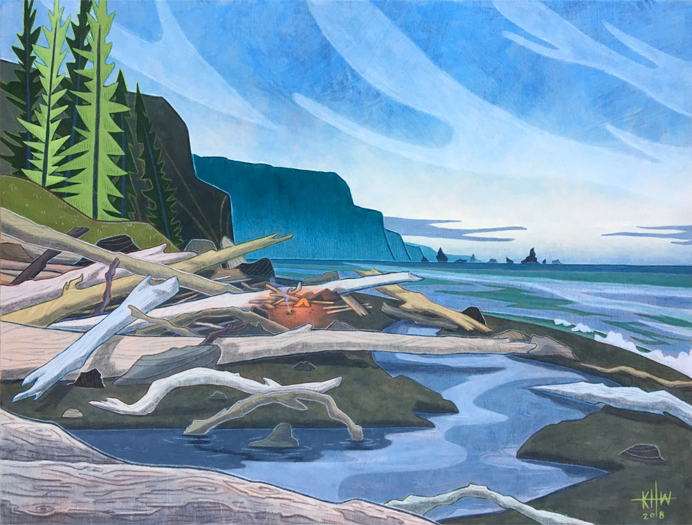 Веселое лето Кейт Уодсворт driftwood.jpg