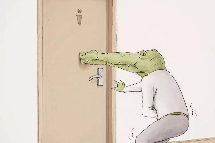 25 проблем крокодила