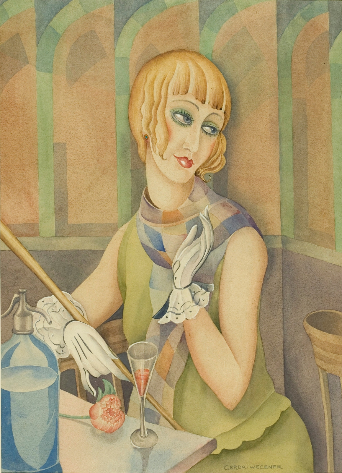 Gerda Gottlieb and her unusual marriage Wegener, Gerda, Gerda, her, Einar, Elbe, moved, Gottlieb, change
