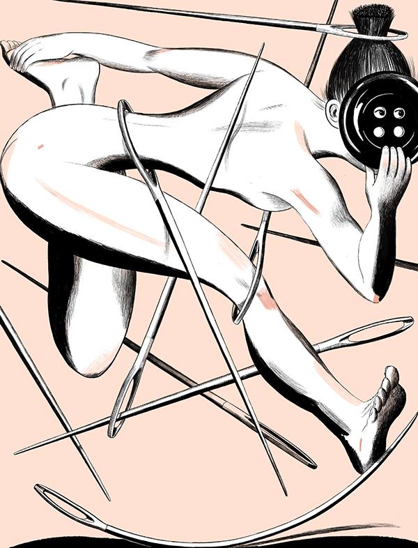 Джиллиан Тамаки Тамаки, иллюстрации, Джиллиан, иллюстратор, дизайна, границ», «Ским», лето», написанное, кузиной, Марико, Родилась, Оттава, Канада, Окончила, Альбертский, колледж, искусств, Профессиональный, раскадровки
