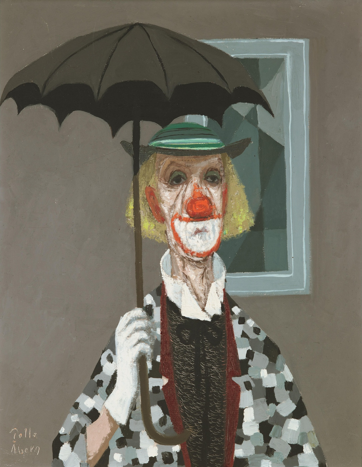 Клоун (Clown)_41 х 33_д.,м._Частное собрание_2.jpg
