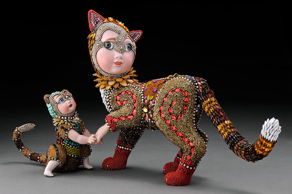 Androcles-The-Cat-2009-12x22x8.jpg