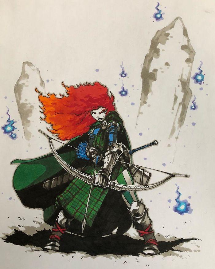 armored-disney-princesses-illustration-artemii-myasnikov-5b9a4a9e02e0b__700.jpg