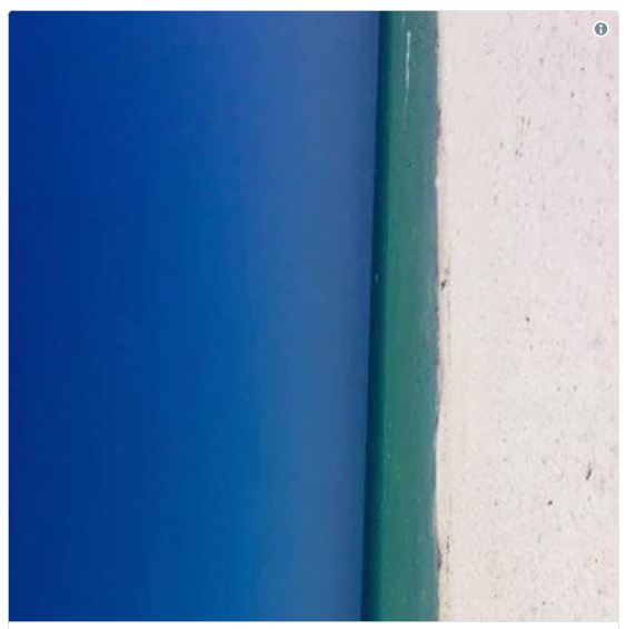 New illusion: the beach or the door? Check, Question, wall, part, door, then, you start, to think, suddenly, it turned out, You look, so controversial, literally, quarreled, between, yourself, users, you see, simple