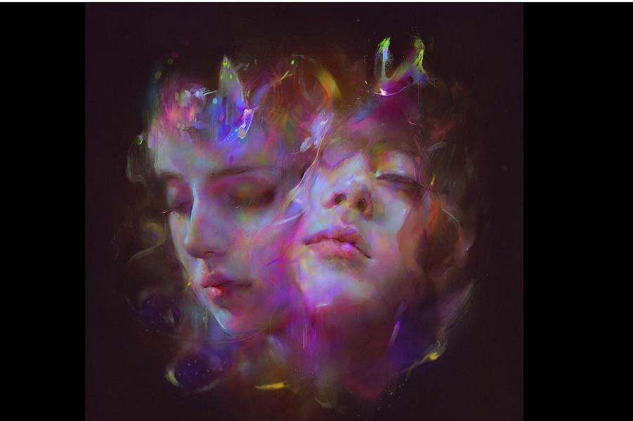Эти светящиеся лица: превосходные иллюстрации Янцзюнь Чэн