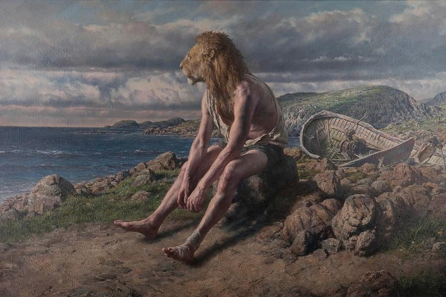 Одиссея Пола Рида