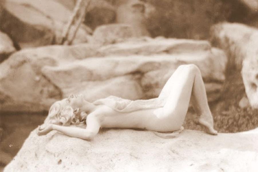 Оригинальная блондинка-бомба: завлекательные фотографии, снятые Эдвином Бауэром Хессером, 1929году