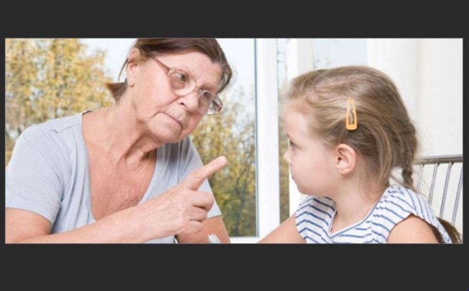 Роди ребенка на радость бабушке