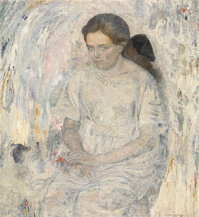 800px-Adrienne,_Gustave_Van_de_Woestyne,_1921,_Koninklijk_Museum_voor_Schone_Kunsten_Antwerpen.jpg