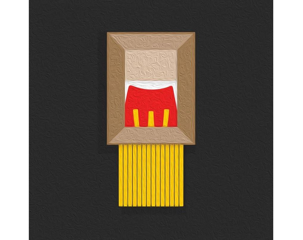 9 творческих ответов на разрушение картины Бэнкси Бэнкси, оказалось, Sotheby&039s, Austria, которое, логотип, содержит, исполнении, быстрого, питания, началось, измельчается, который, комичным, стилю, рекламное, творческого, выпустили, объявление, McDonald&039s