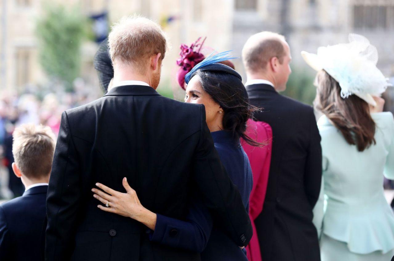Меган беременна Меган, Гарри, беременна, принцу, Герцогиня, будет, Королевские, всегда, Фактически, протяжении, мероприятия, всего, влюбленные, сияла, Евгении, Придя, всему, фанатов, свадьбу, принцессы