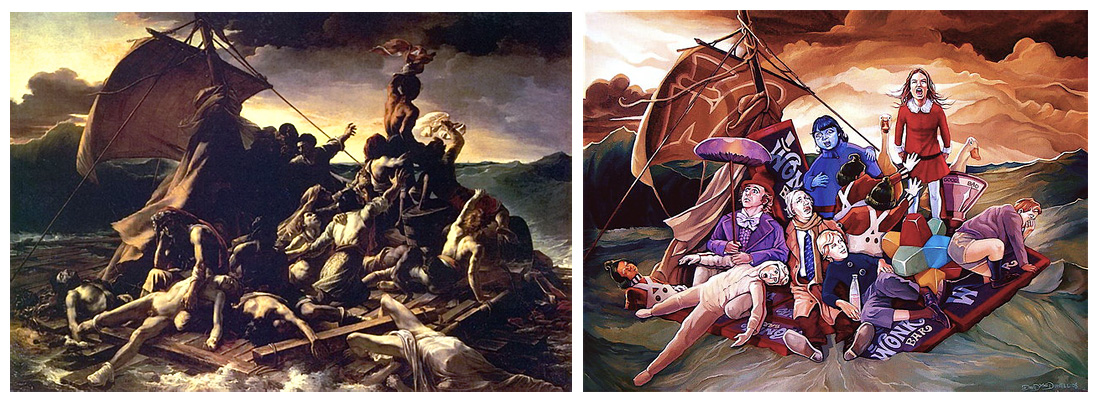 Theodore-Gericault_The-Raft-Of-The-Medusa-1819-The-Wrath-of-Varuca_Dave-MacDowell.jpg