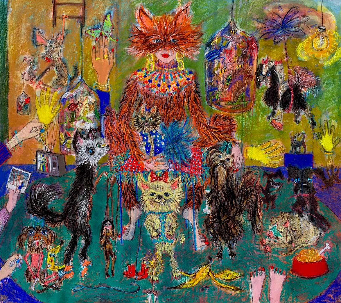 Мир животных и немного людей. Freya Pocklington колледж, художественный, Эдинбургский, искусств, Hotels, аэропорт, Альберта, Музей, Королевская, шотландская, академия, Виктории, Глазго, наград, Живет, работает, Лондоне, выставок, Много, Чичестерский