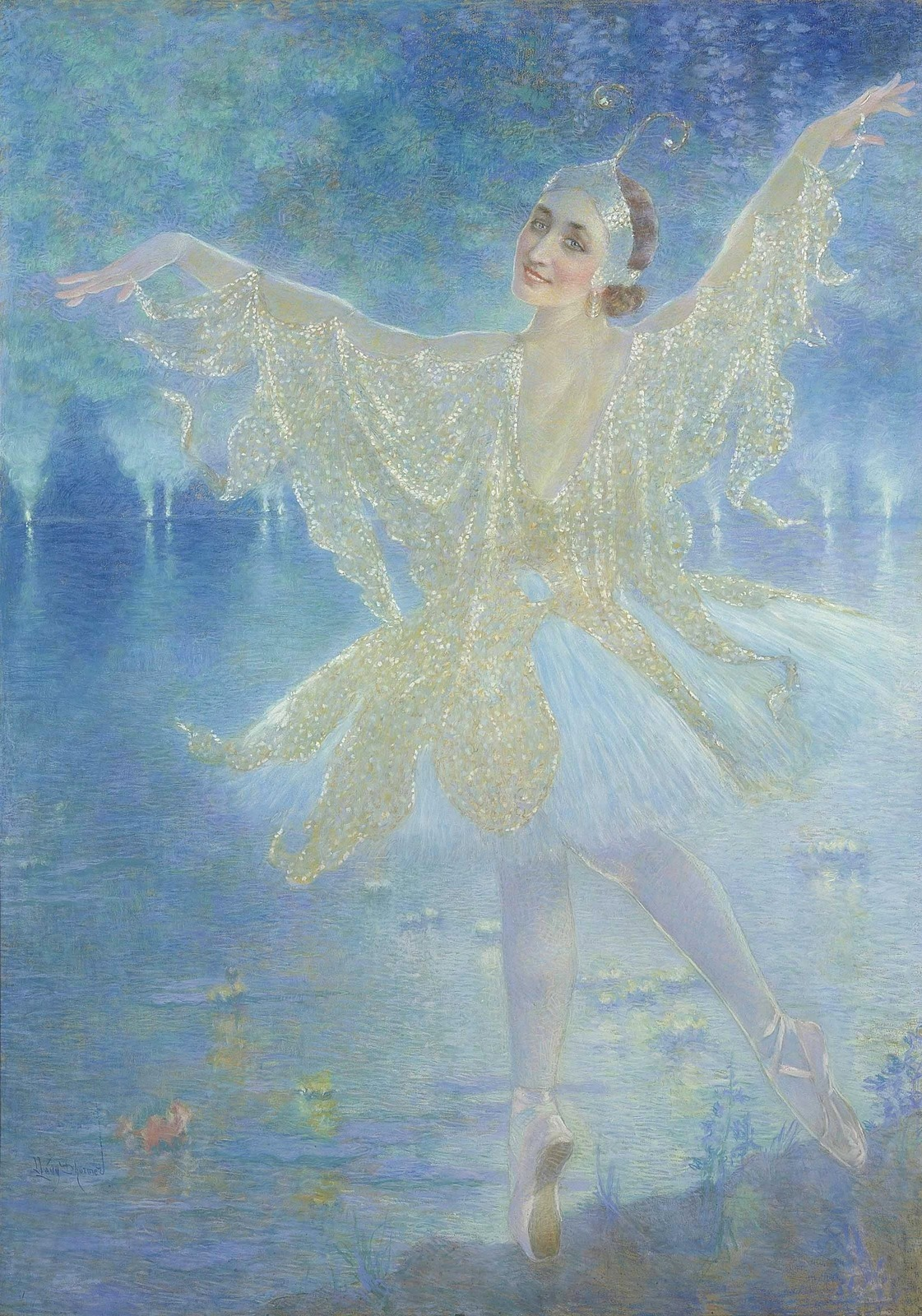 Танцовщица балета (La danseuse de ballet)_162.5 х 116.8_бумага, пастель_Частное собрание.jpg