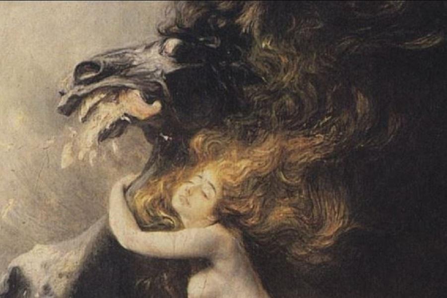Художественное «детоубийство». Почему Подковинский порезал свою картину?