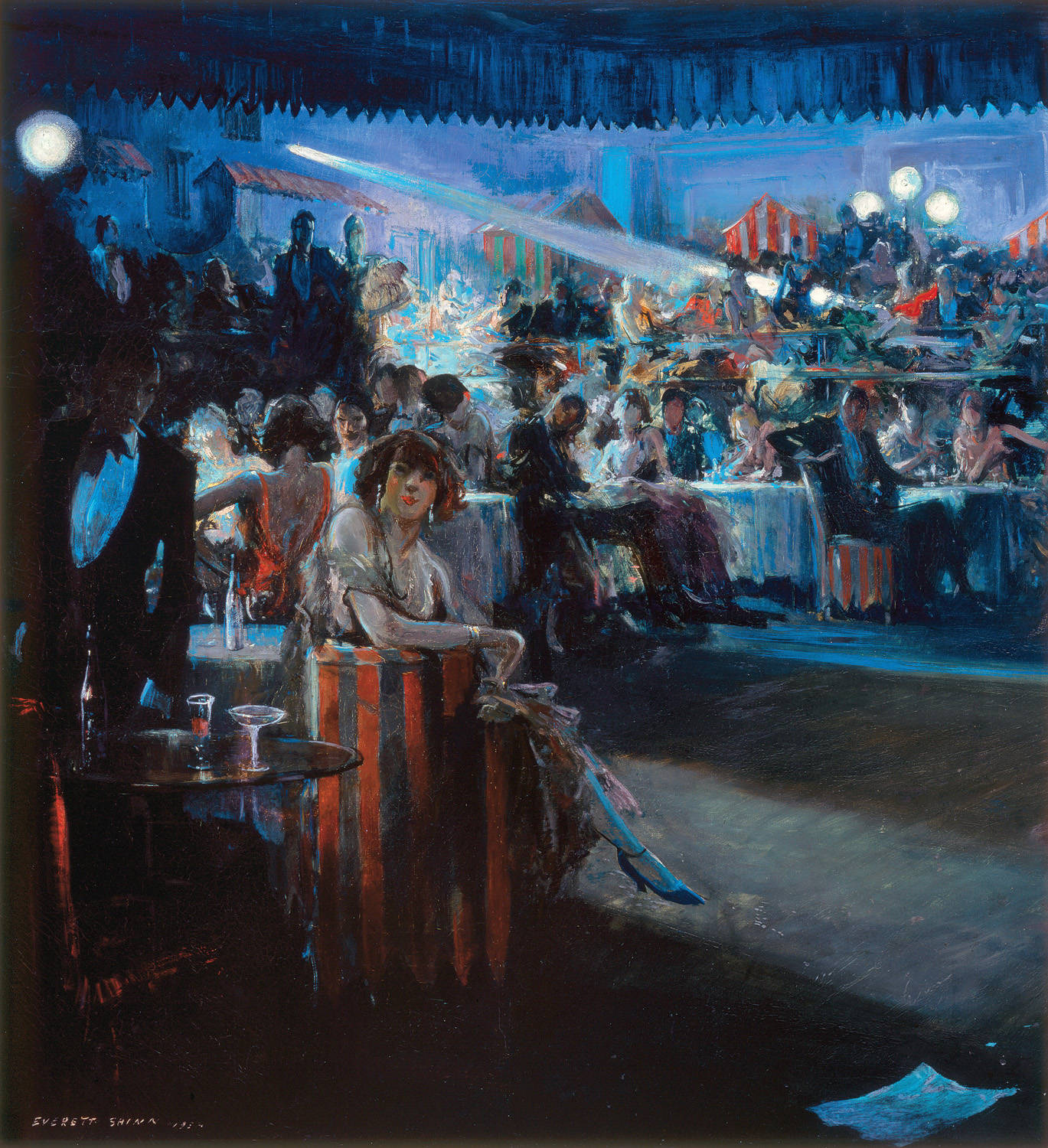 Everett Shinn Nightclub scene, 1934.jpg