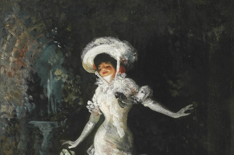 Everett Shinn The Stage Singer, 1902.jpg
