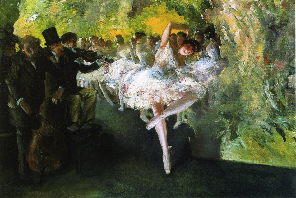 Живопись_Эверетт-Шинн_Rehearsal-of-the-Ballet-1905-06.jpg