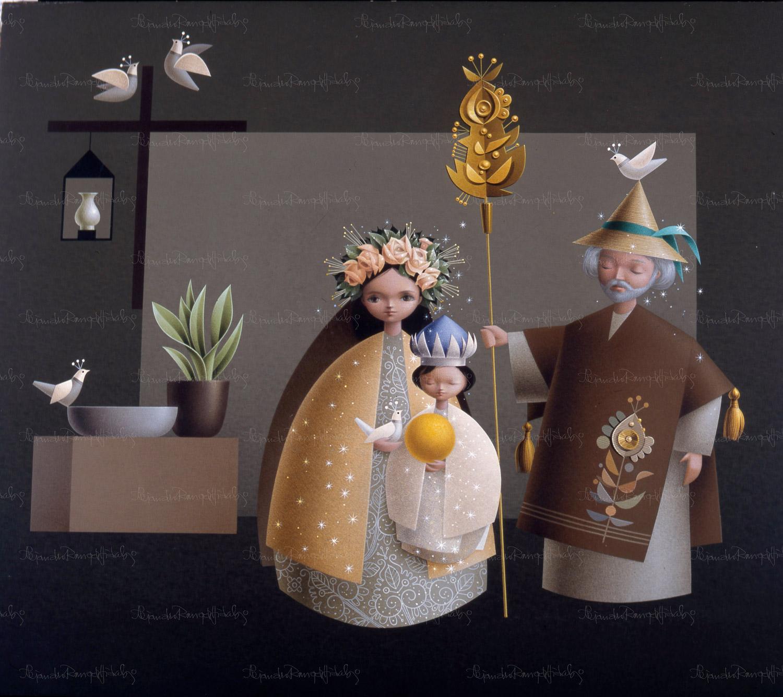 Alejandro-Rangel-Hidalgo-artista-mexicano-pintor-colimense-Nogueras-Colima-SAGRADA-FAMILIA-COLECCION-NAVIDENA.jpg