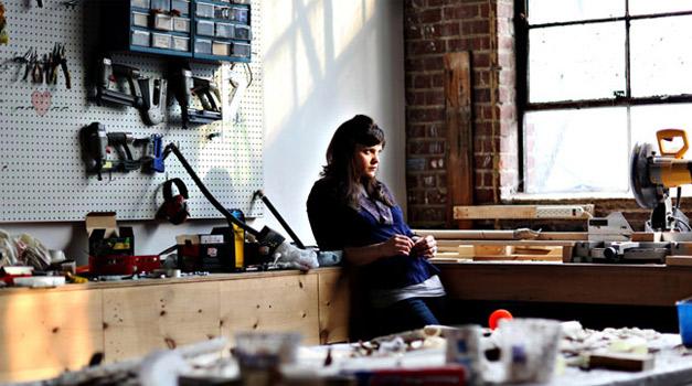 Diana-Al-Hadid-sculptor