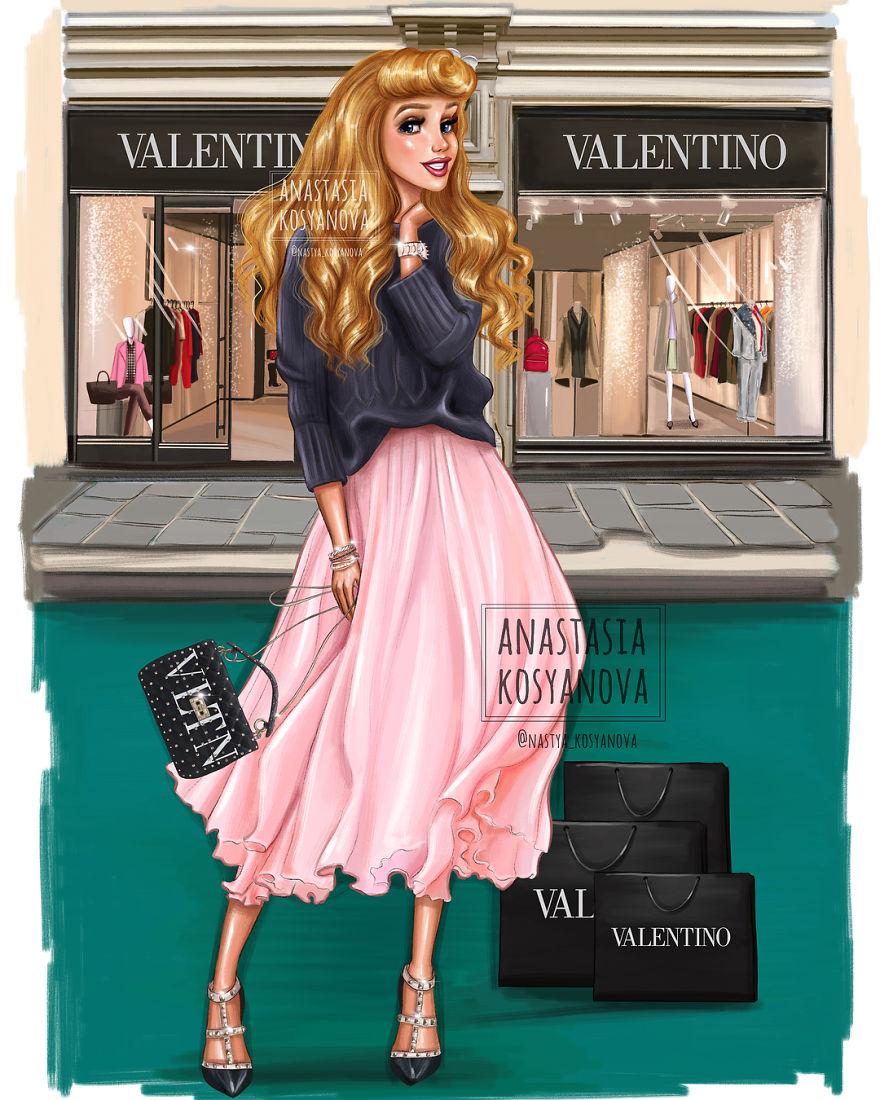 Russian-artist-turns-Disney-princesses-into-modern-fashionistas-5c3679447f126__880.jpg