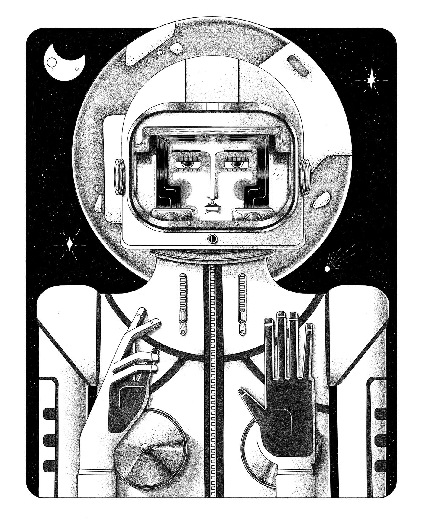 Lub One Иллюстрация, Цифровое искусство, Дизайн персонажей (7).jpg