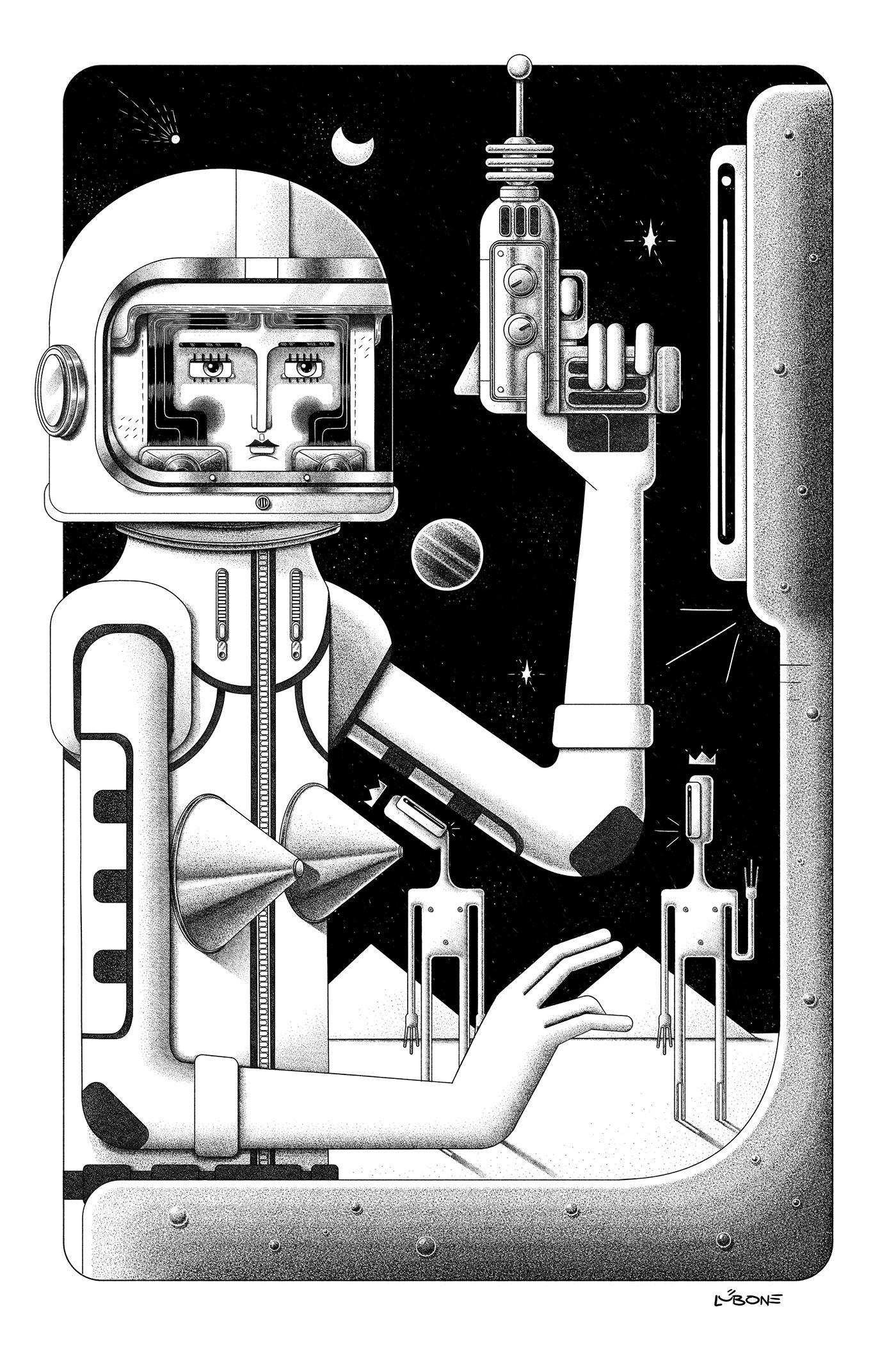 Lub One Иллюстрация, Цифровое искусство, Дизайн персонажей (8).jpg