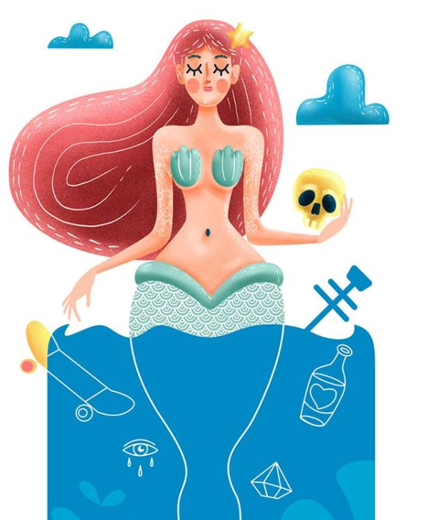 Lub One Иллюстрация, Цифровое искусство, Дизайн персонажей (13).JPG