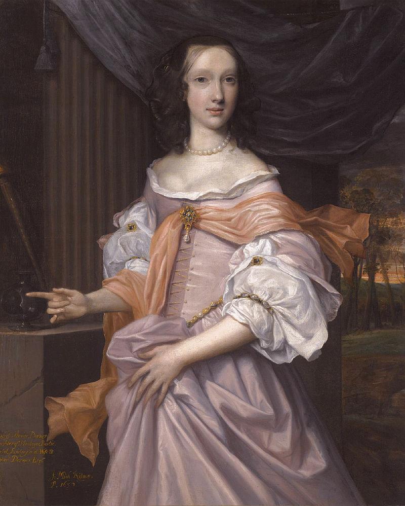 800px-Catherine_Dormer,_daughter_of_Montagu_Bertie,_2nd_Earl_of_Lindsey,_by_John_Michael_Wright.jpg