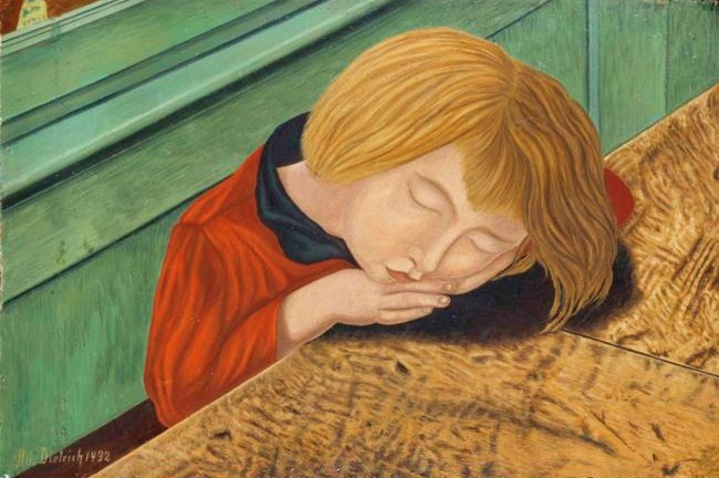 SLEEPING CHILD, 1932.jpg