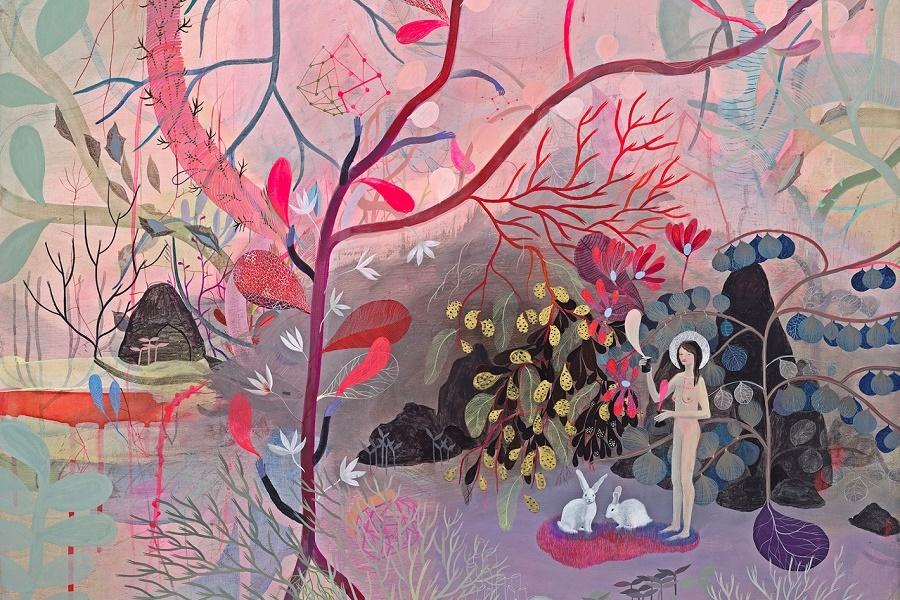 Бетси Уолтон и ее воспоминания о красочных пейзажах