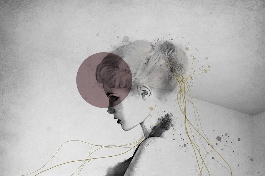 Лирические портреты художника Сив Сторёй