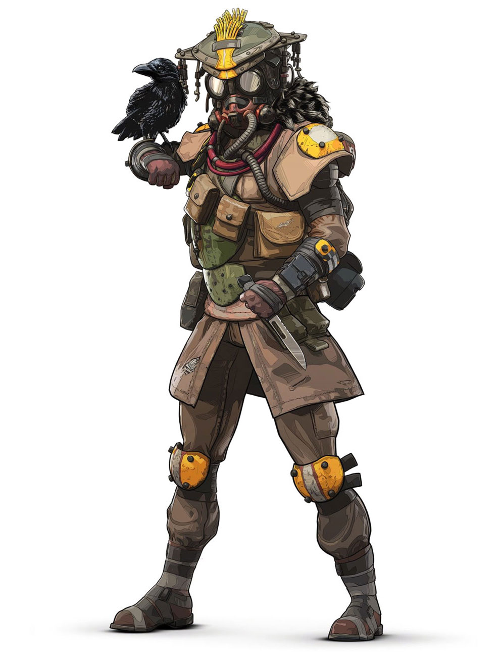 Концепт-арт Lifeline Apex Legends (10).jpg
