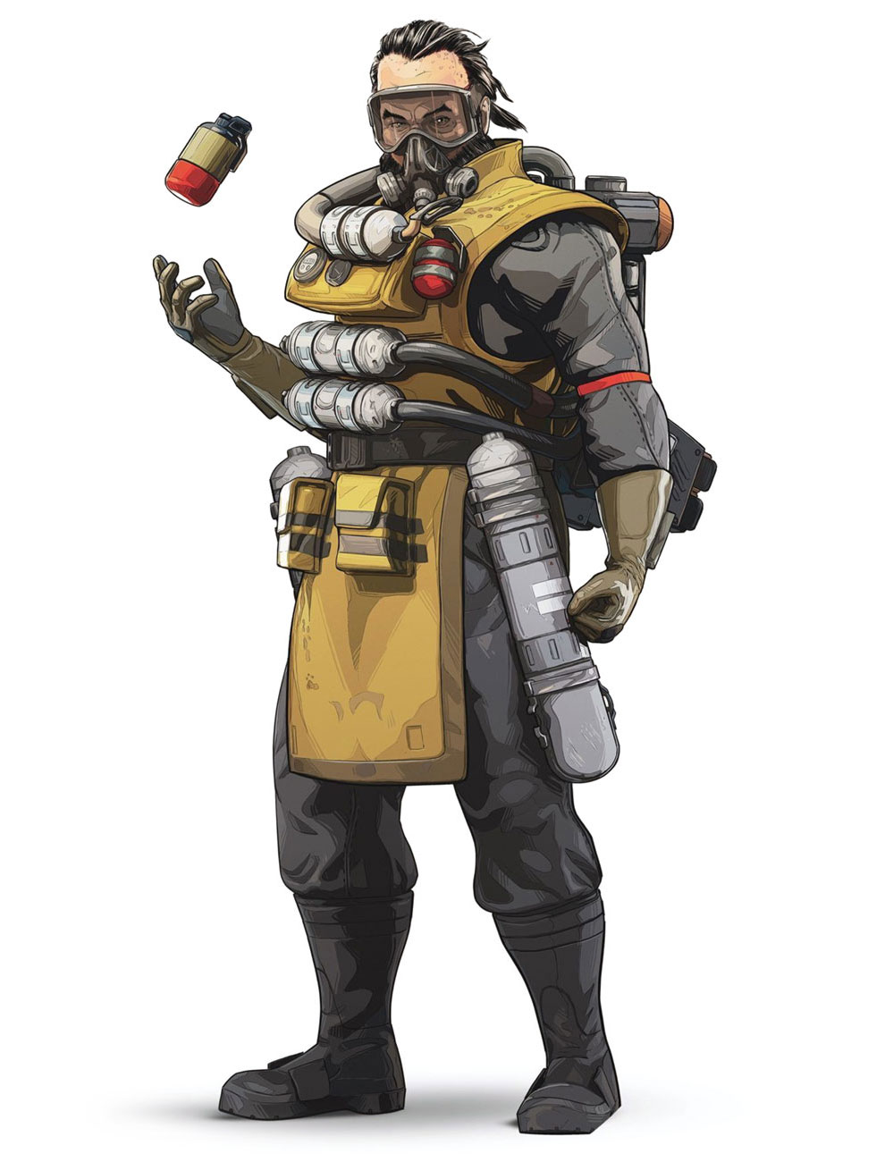 Концепт-арт Lifeline Apex Legends (11).jpg